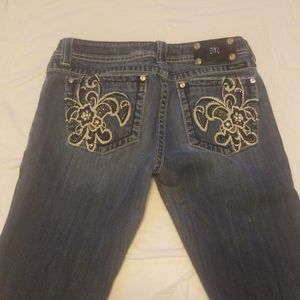 Miss Me Size 30 Boot Cut Jeans